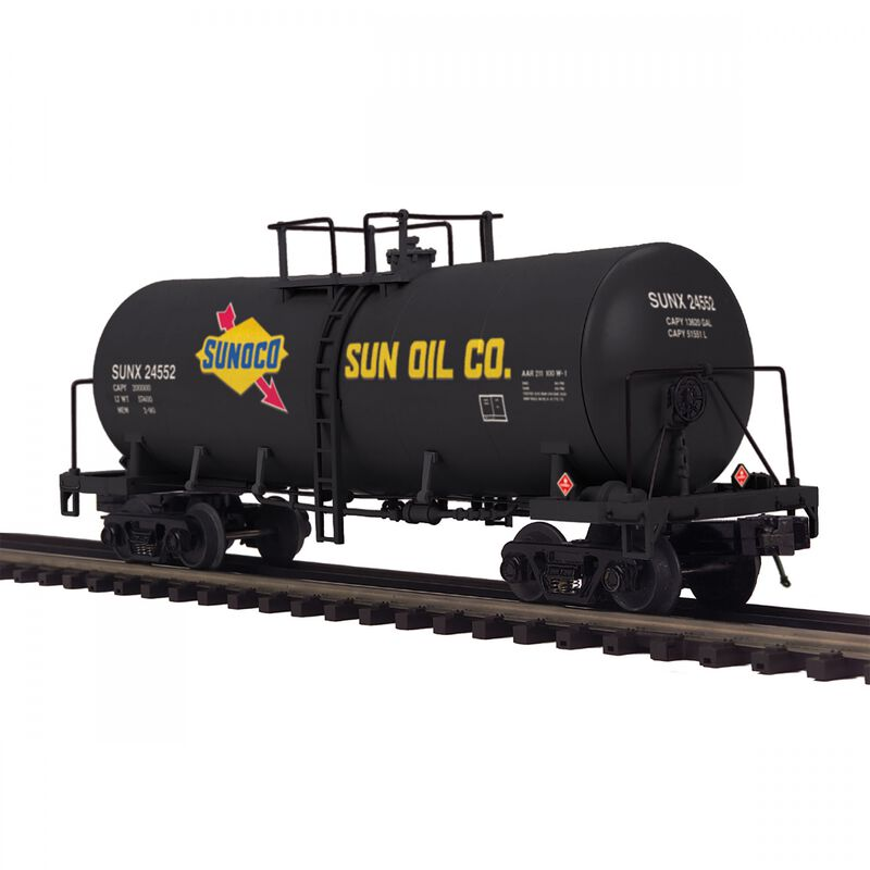 O Funnel Flow Tank Car SUNOC #24552