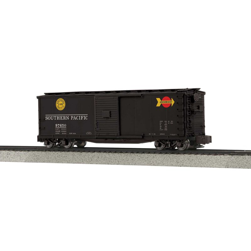 Rebuilt Steel Box Car Hi-Rail Wheels SP #97650