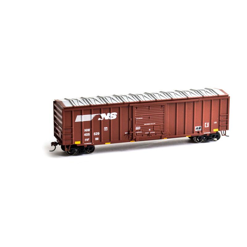 HO 50' ACF Outside Post Box NS #405529