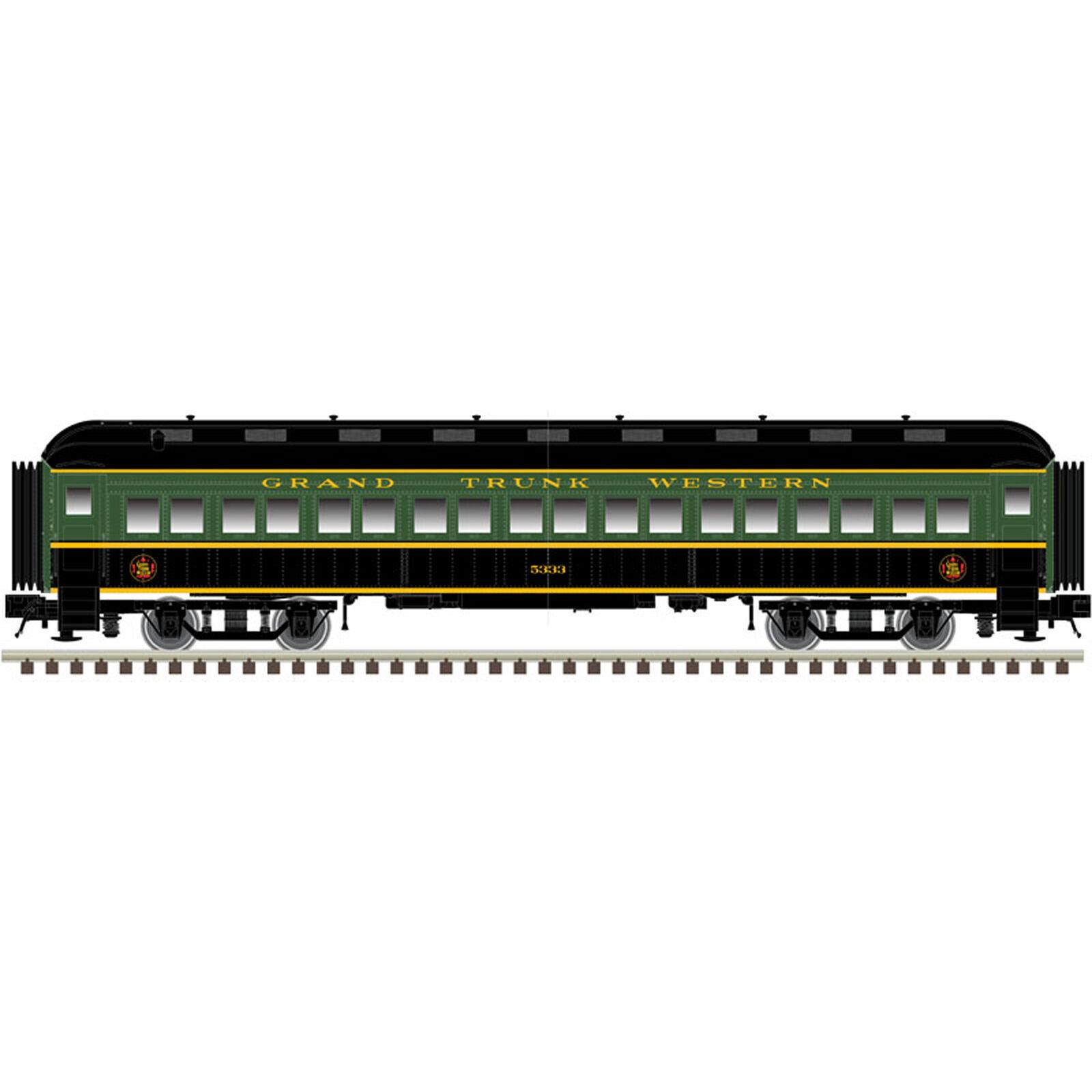 N Trainman 60' Coach GTW #5323