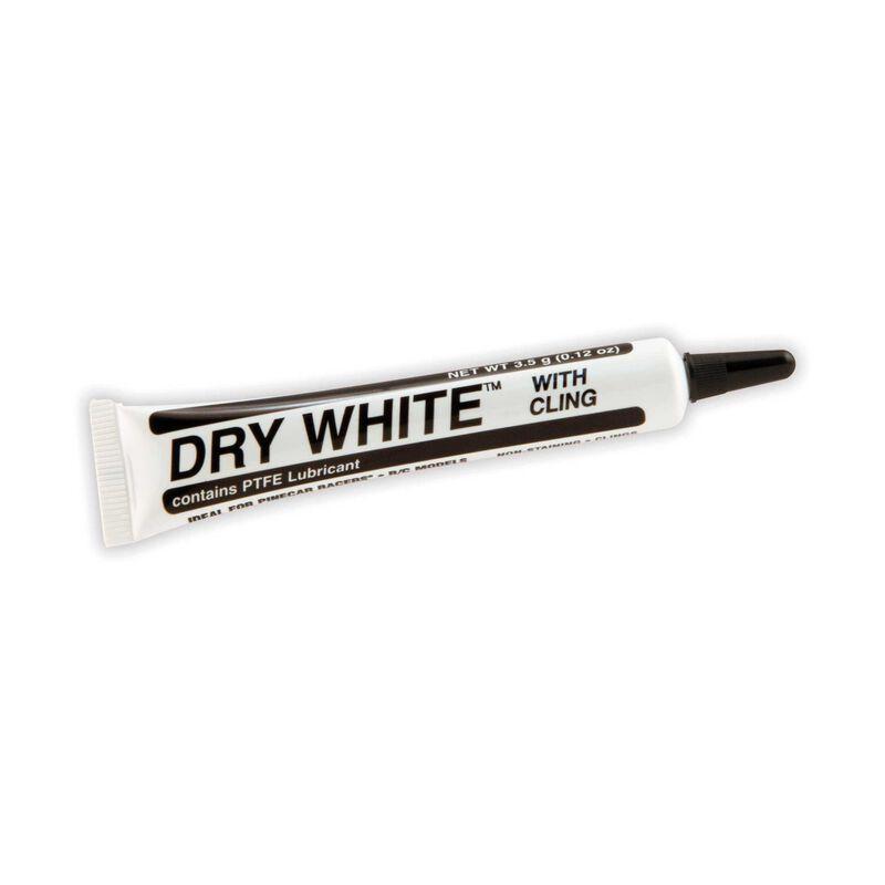 Dry White Lubricant, .125 oz