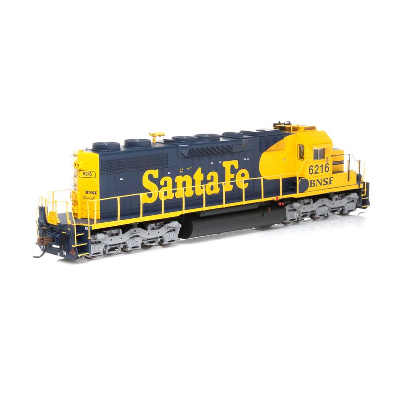 HO RTR SD39 BNSF #6216