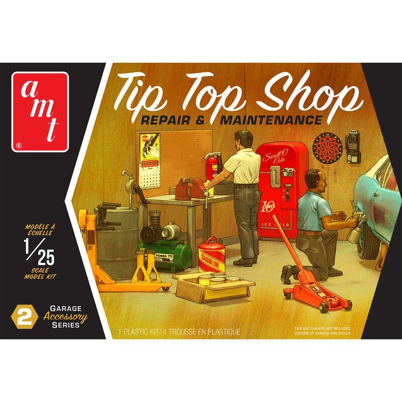 1 25 Garage Accessory Set #2 2T