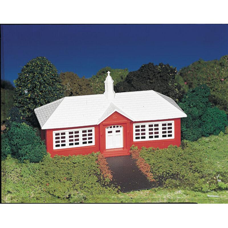 HO Snap KIT School House