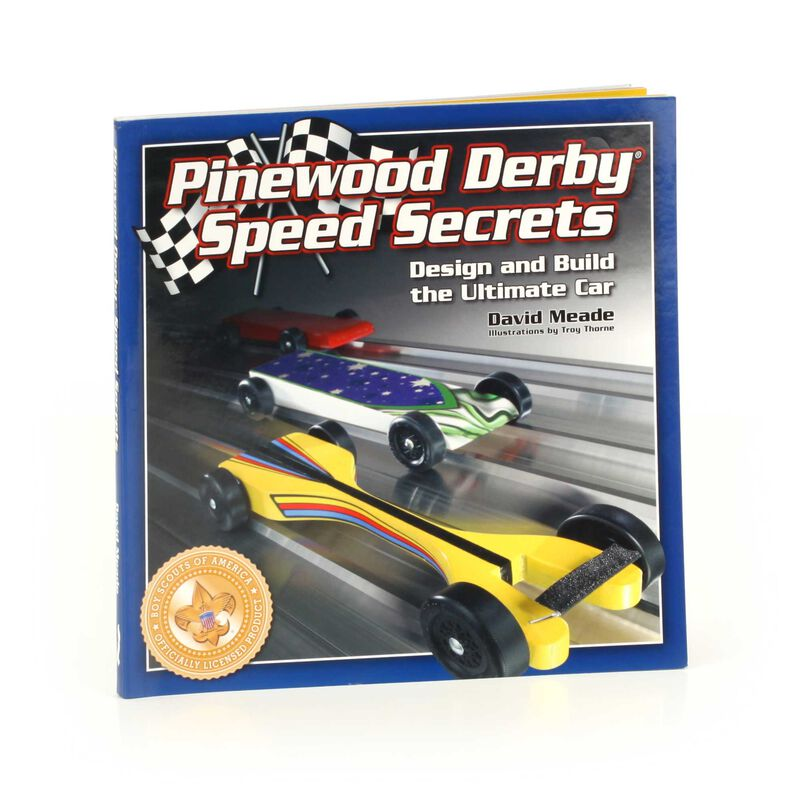 Pinewood Derby Speed Secrets