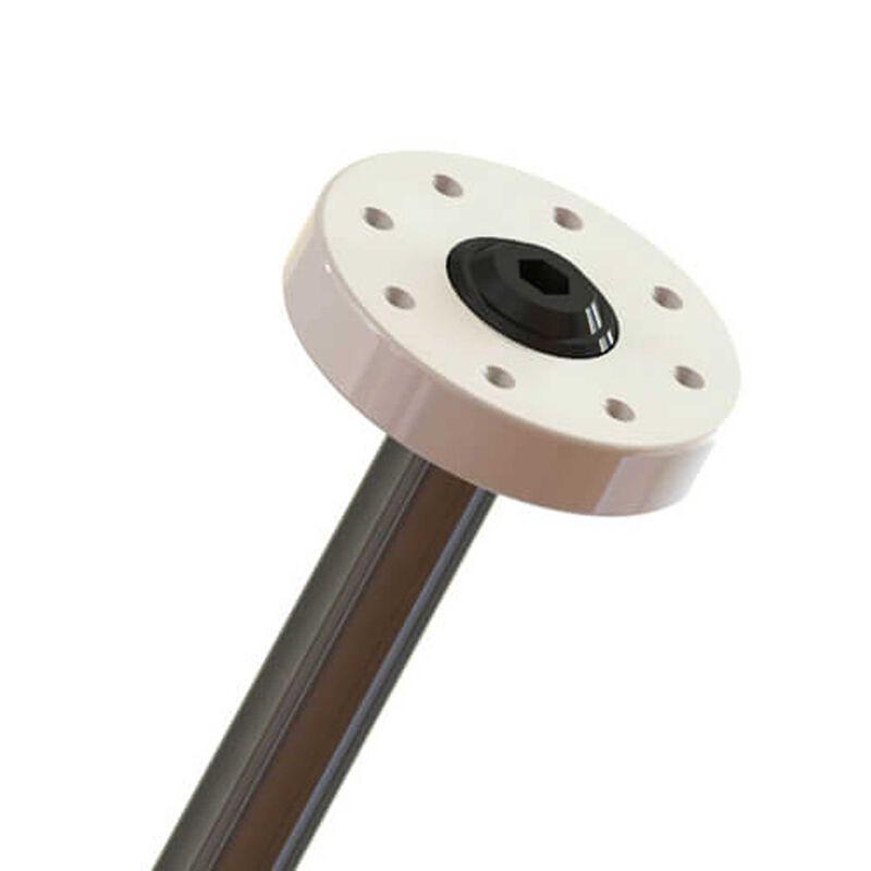 Shock Pistons CNC 8x1.2 flat flat 13mm (2pcs)