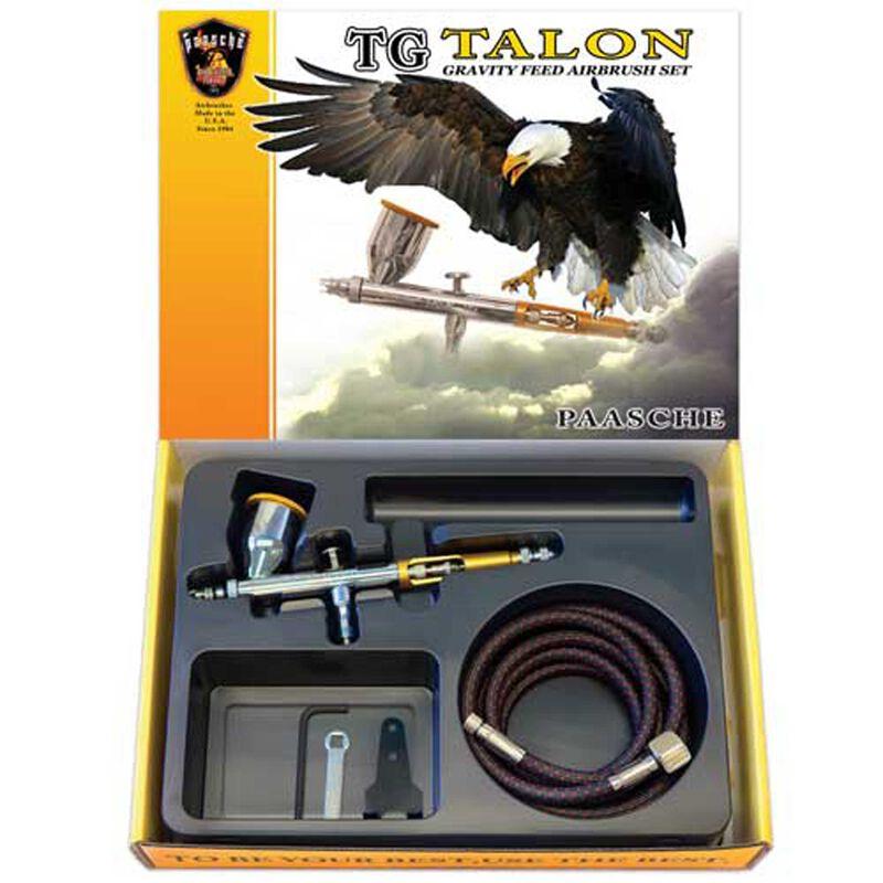 Talon Gravity Feed Airbrush Set