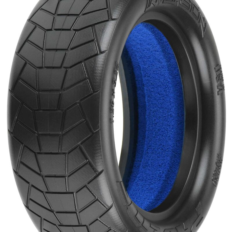 """Front Inversion 2.2"""" 4WD M4 Tire  Indoor Buggy (2)"""