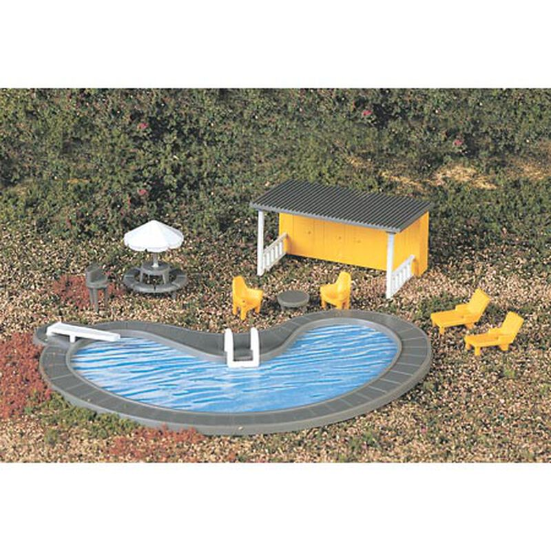 HO Swimming Pool & Accessories