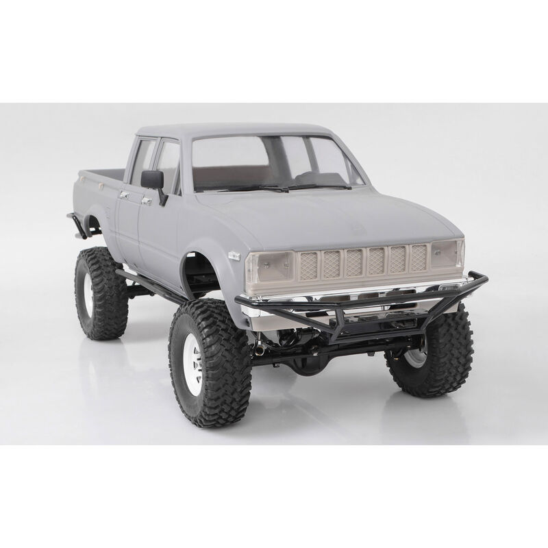 1/10 Trail Finder 2 LWB 4WD Truck Kit, Mojave II 4-Door Body