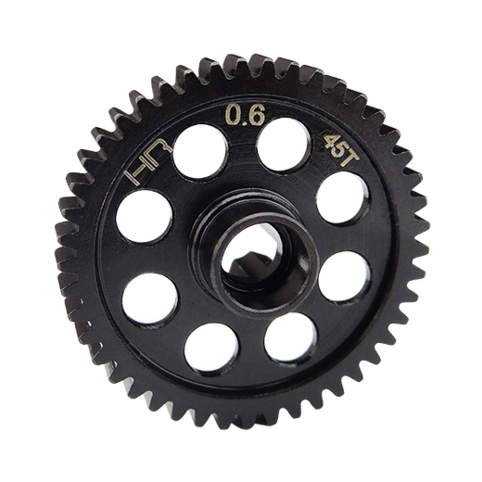 Steel Spur Gear 45t Bx Mt Sc4.18 .6 Module