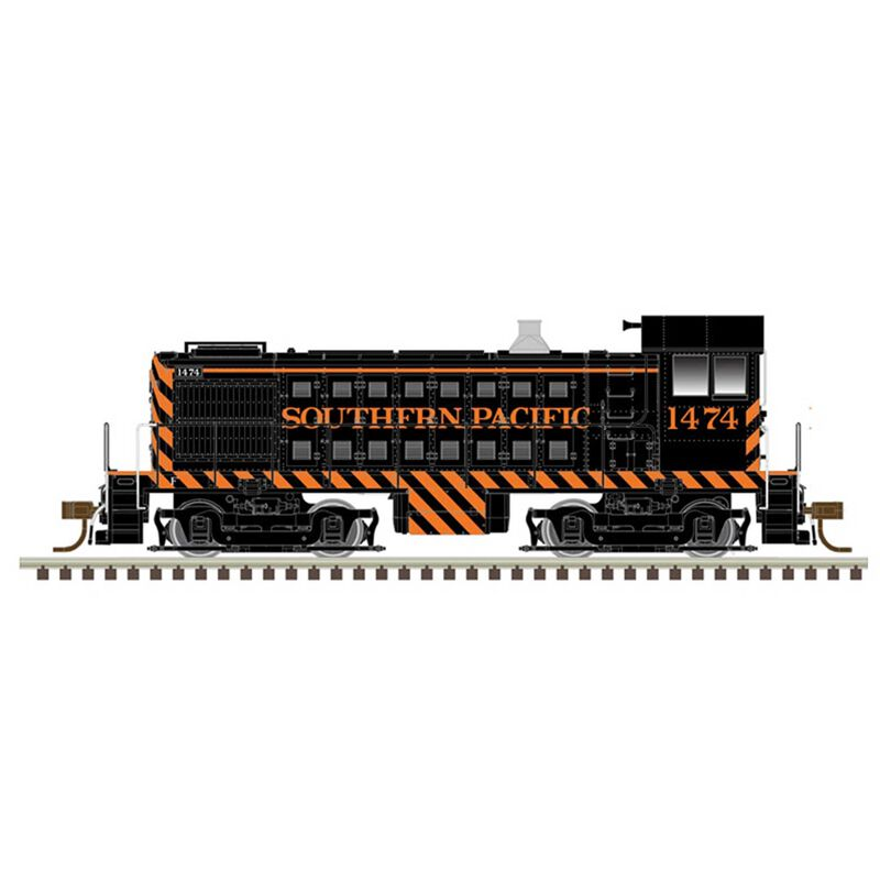 N S-4 Loco Southern Pacific 1477