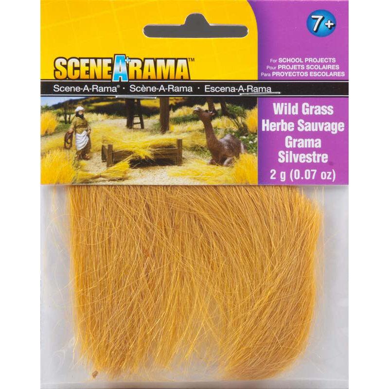 Scene-A-Rama Scenery Bags, Wild Grass 2oz