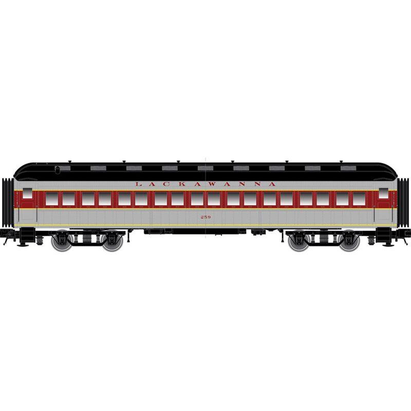 N Trainman 60' Coach EL #249