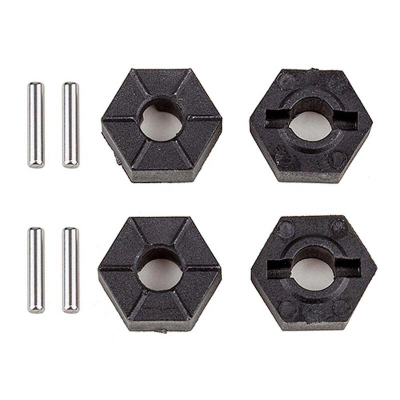 Wheel Hexes 12mm: Rival MT10