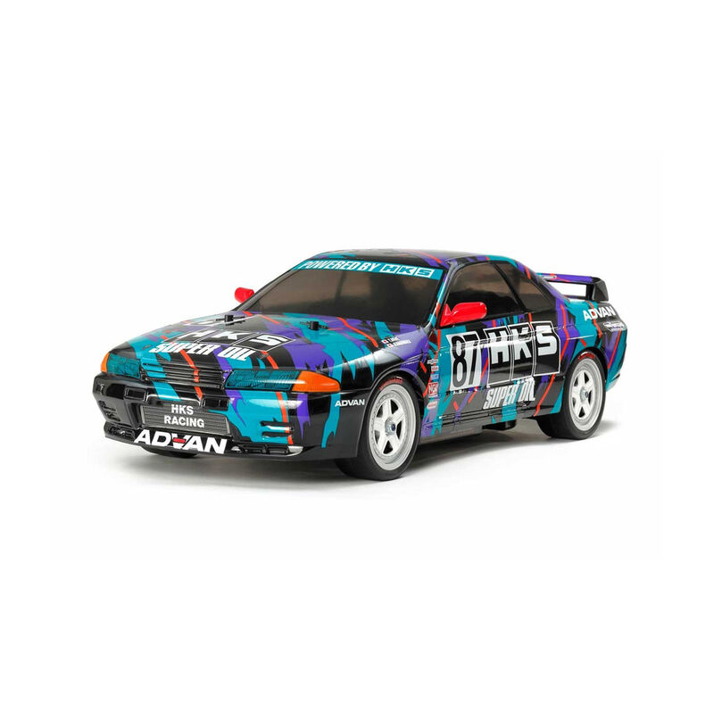 1/10 HKS Nissan Skyline GT-R TT-01 4WD Limited Kit (Type E)