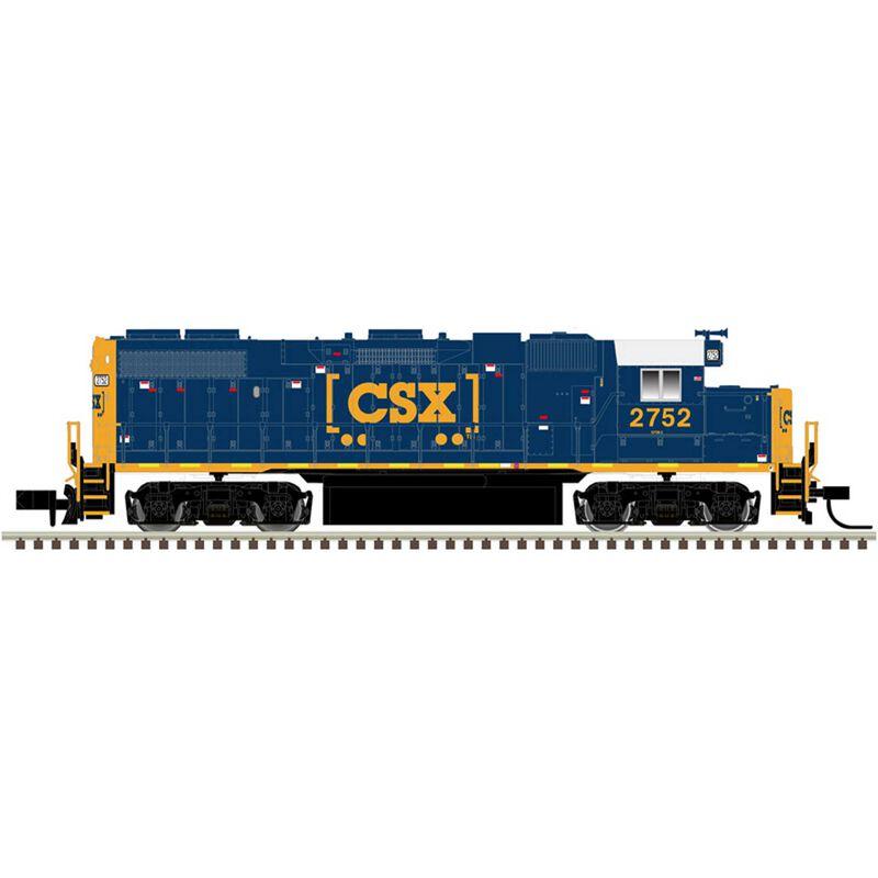 N GP38-2 CSX YN3b #2752