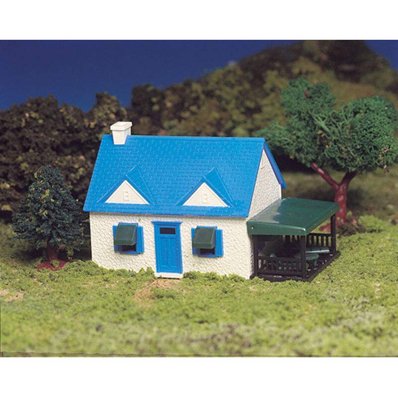 HO Snap KIT Cape Cod House