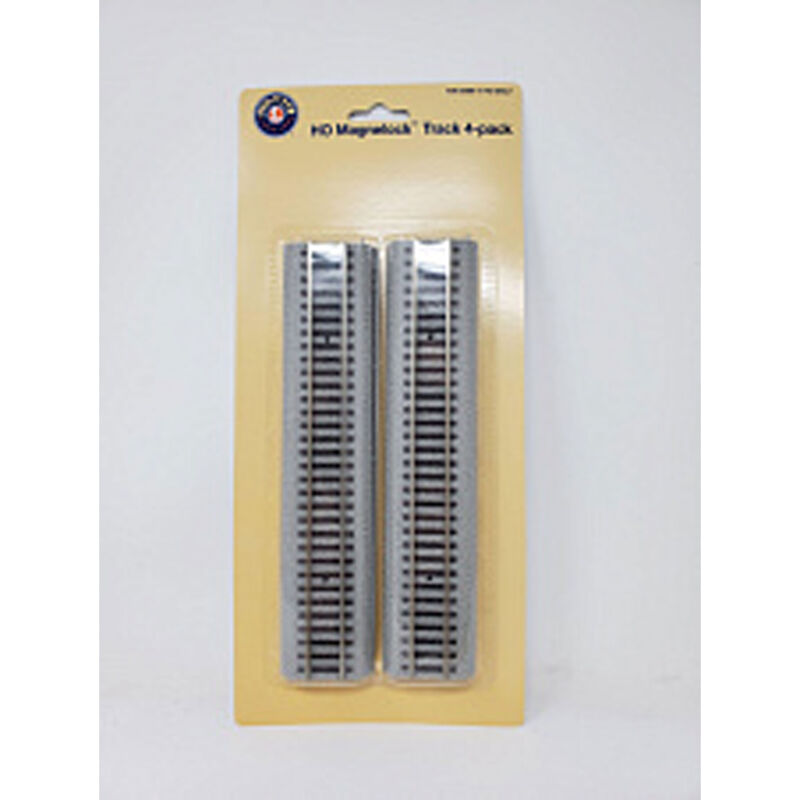 "HO MagneTrack 9"" Straight (4)"