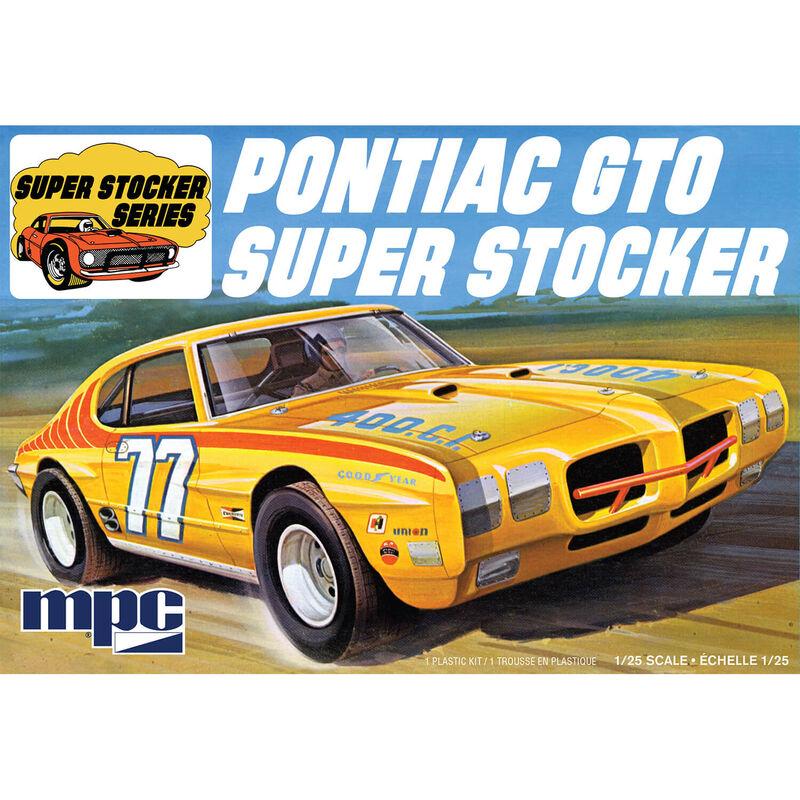1970 Pontiac GTO Super Stocker