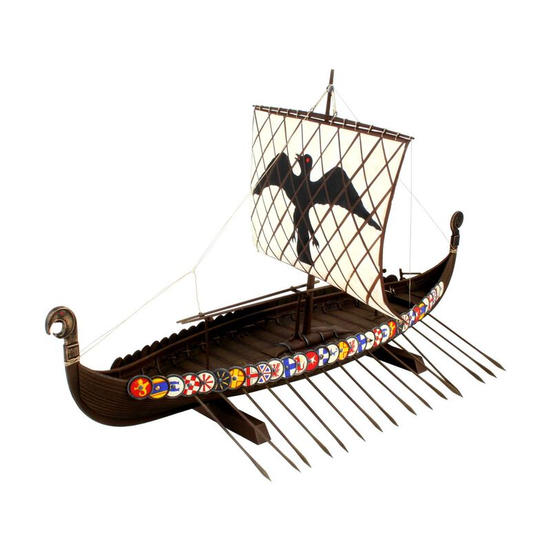 1/50 Viking Ship