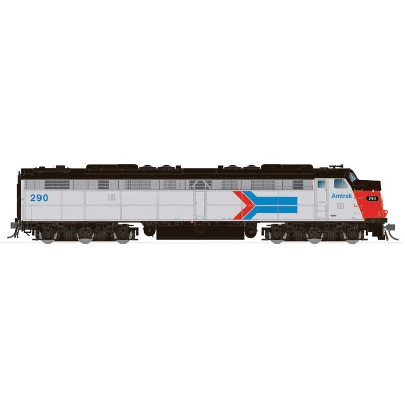 HO EMD E8A (DC/Silent): Amtrak - Phase 1: #296