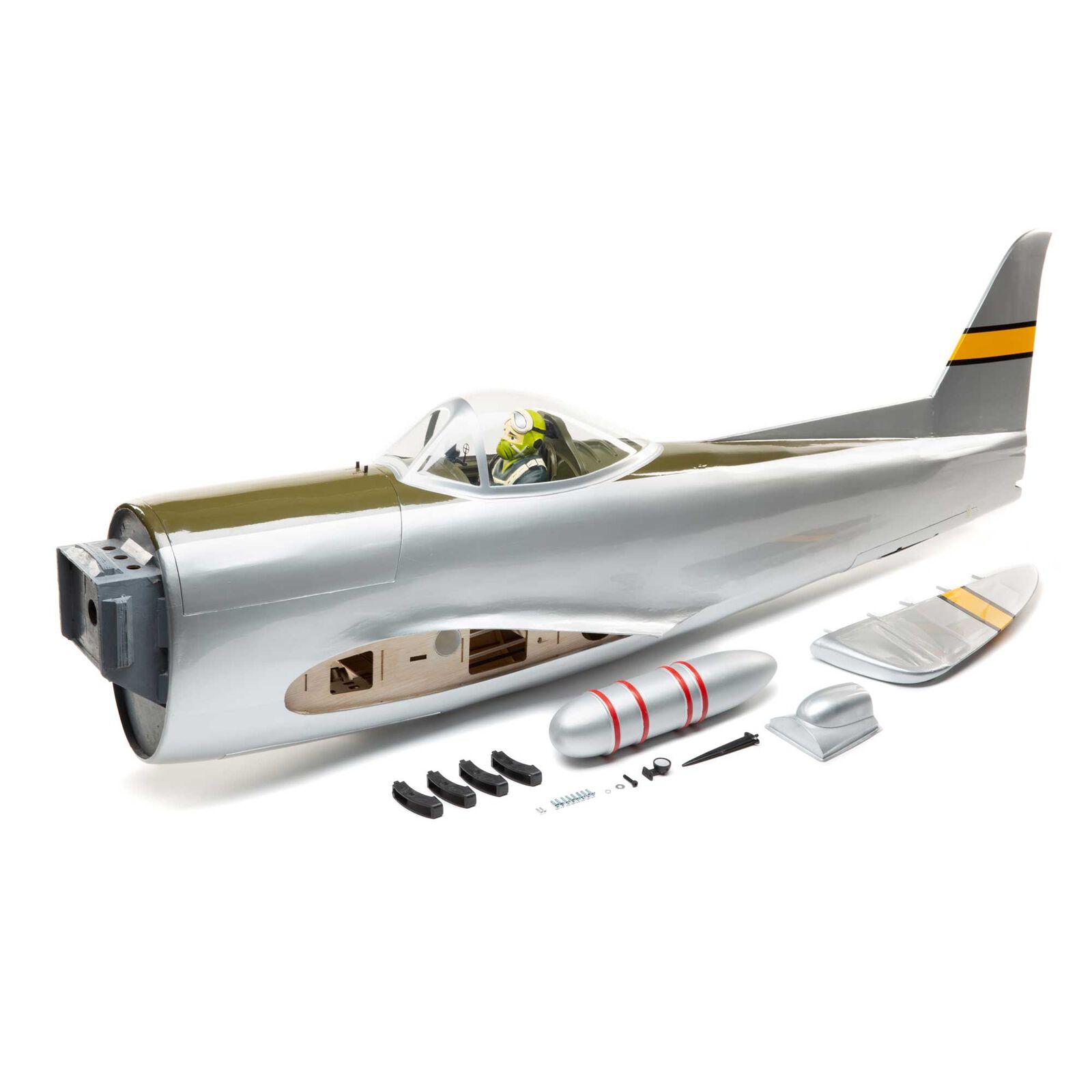 Fuse Set P-47 Thunderbolt 30-35cc EP ARF