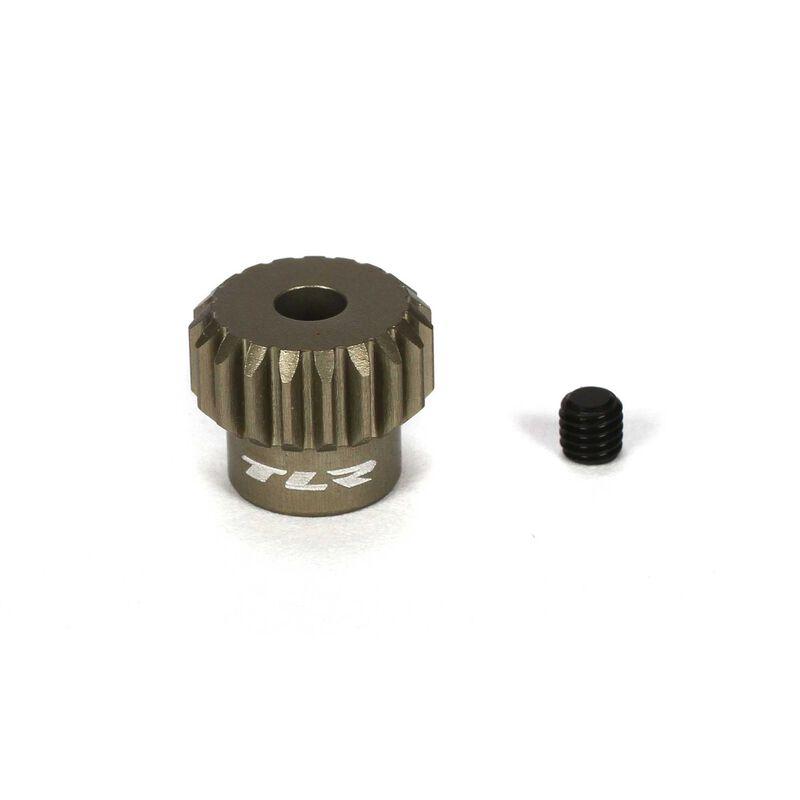 48P Aluminum Pinion Gear, 19T