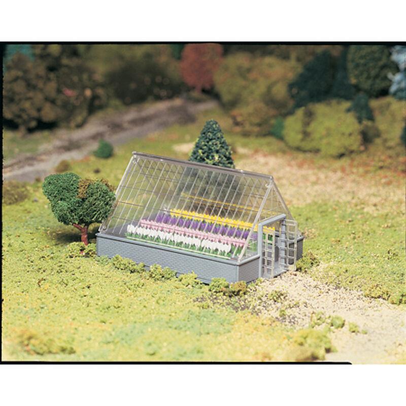 O Snap KIT Greenhouse w/Flowers