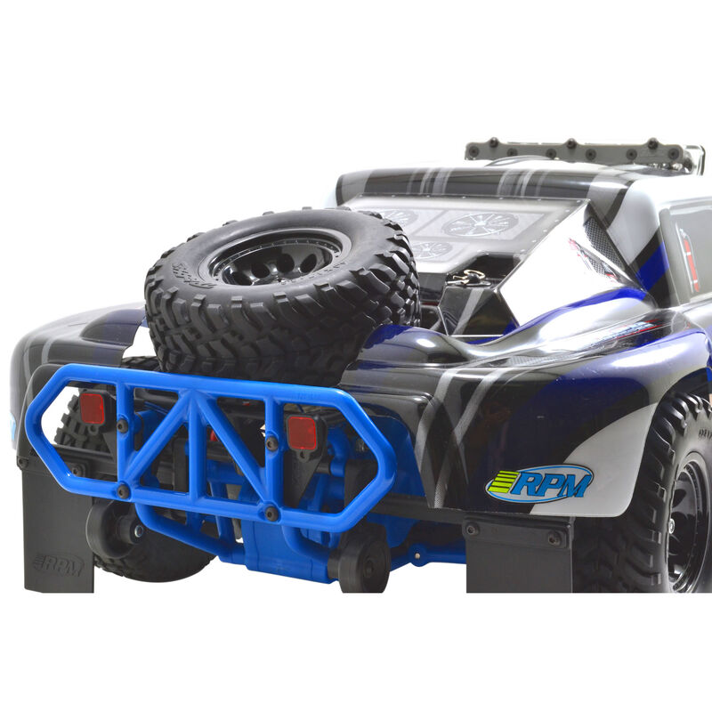Single Spare Tire Carrier: Slash 2WD and 4x4