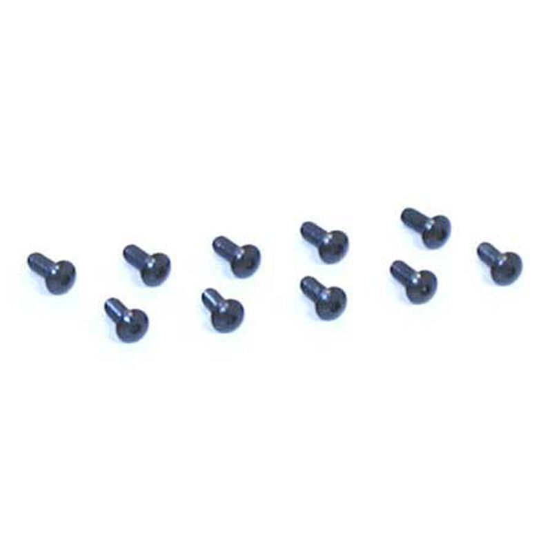 "Button Head Screws, 4-40 x 5/16"" (10)"