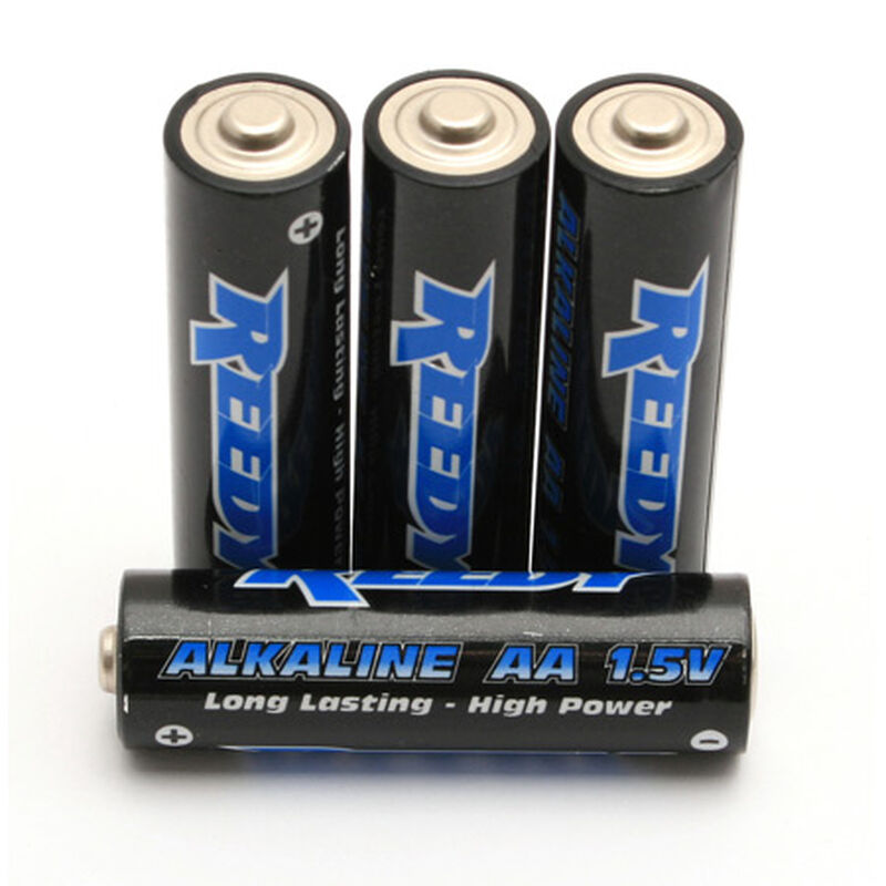 Reedy AA Alkaline Battery (4)