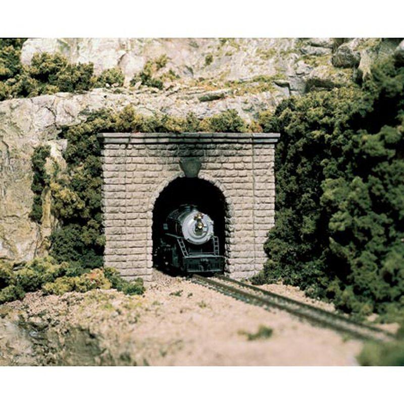 N Single Tunnel Portal, Cut Stone (2)