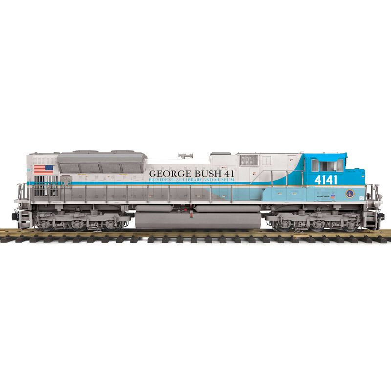 George Bush SD70ACe Diesel Engine with ProtoSound 3.0
