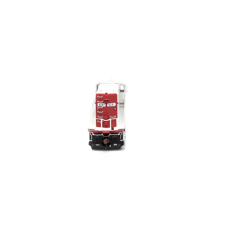 HO RTR SD39 with DCC & Sound SOO #6241