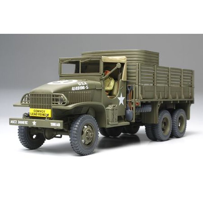 1/48 US 2.5 Ton 6x6 Cargo Truck