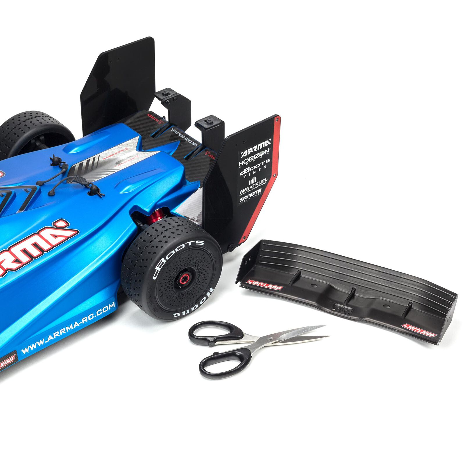 1/7 LIMITLESS All-Road Speed Bash: Roller