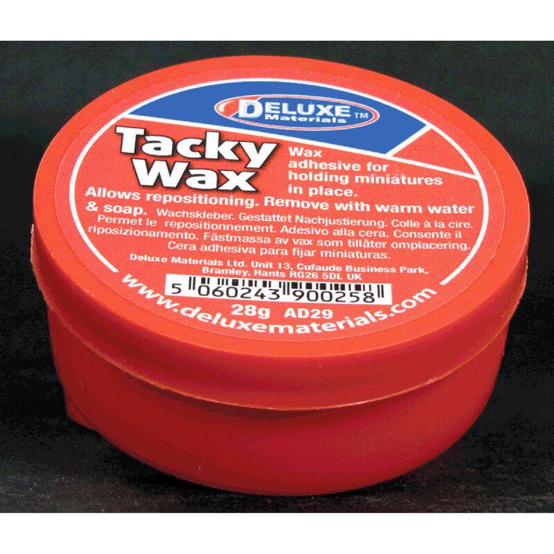 Tacky Wax: 28g