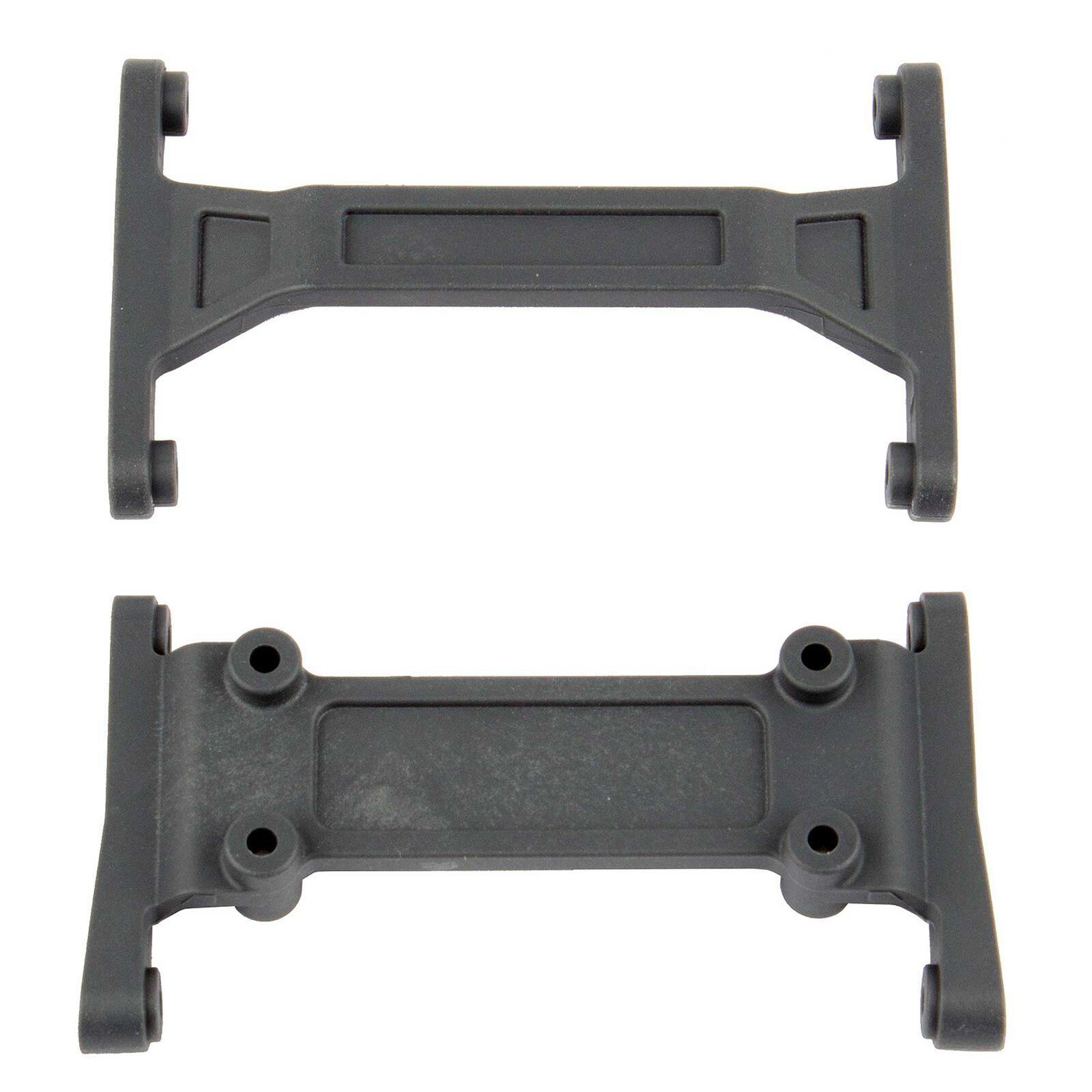 Frame Mounting Plates, Hard: Enduro