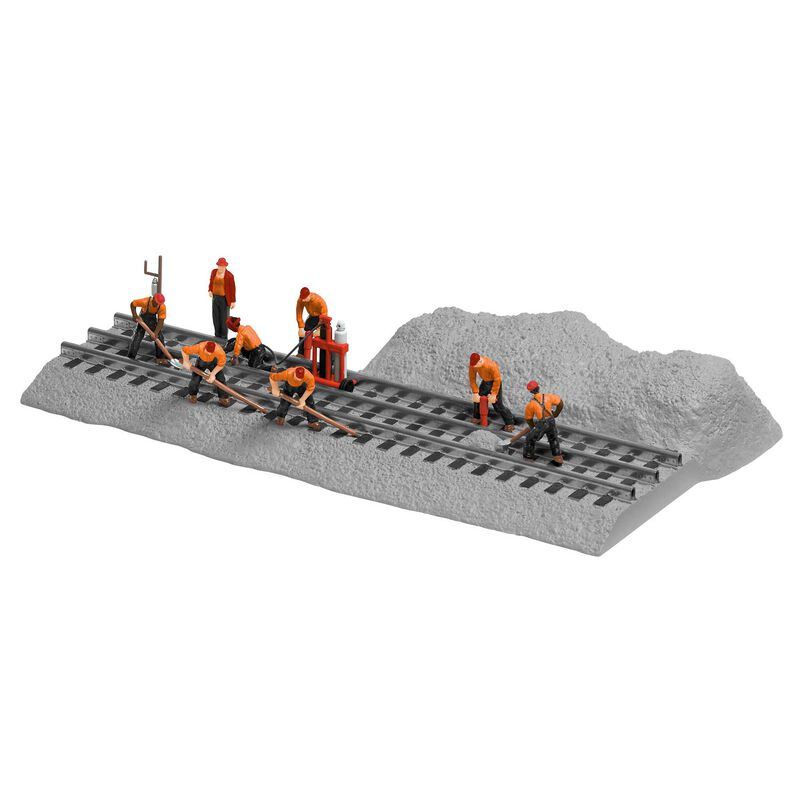 Operating Track Crew