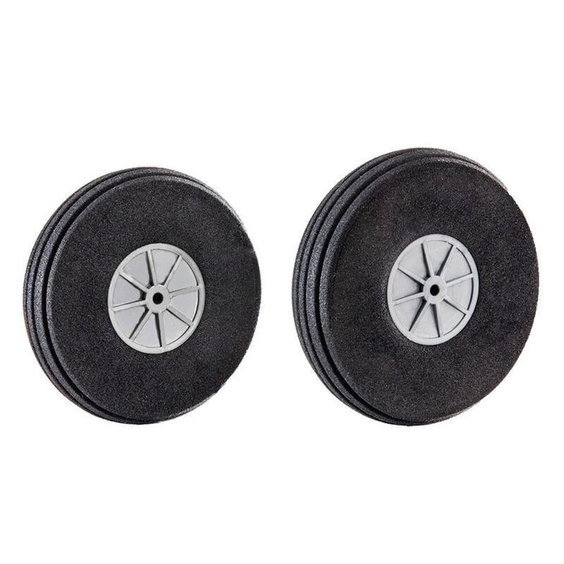 "2-3 4"" Super Slim Lite Wheels (2pk)"