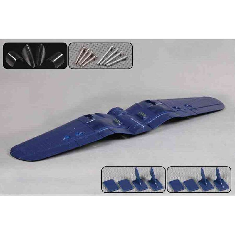 Main Wing Blue  F4U-4 1400mm