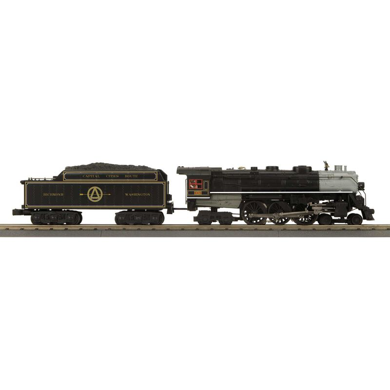 O-27 Imperial 4-6-4 Hudson with PS3 RF&P#432