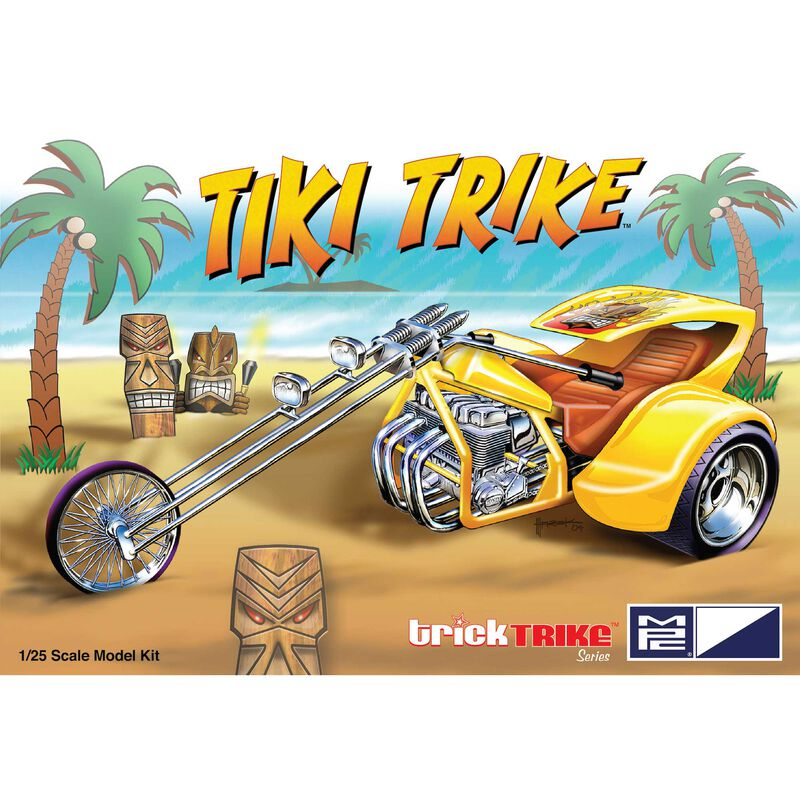 1 25 Tiki Trike (Trick Trikes Series)