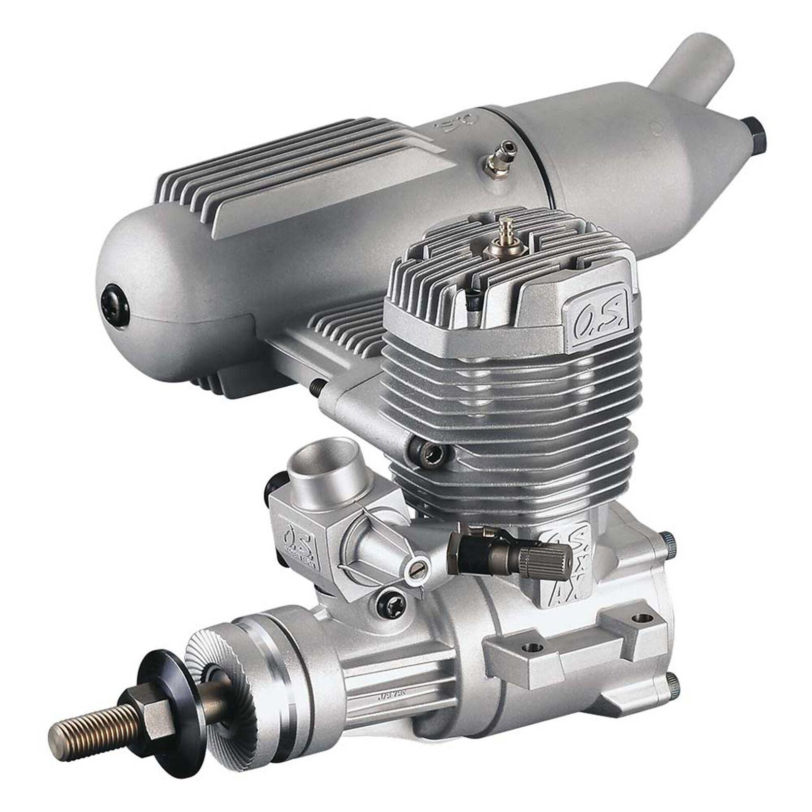 65AX ABL .65 Airplane Glow Engine with Muffler