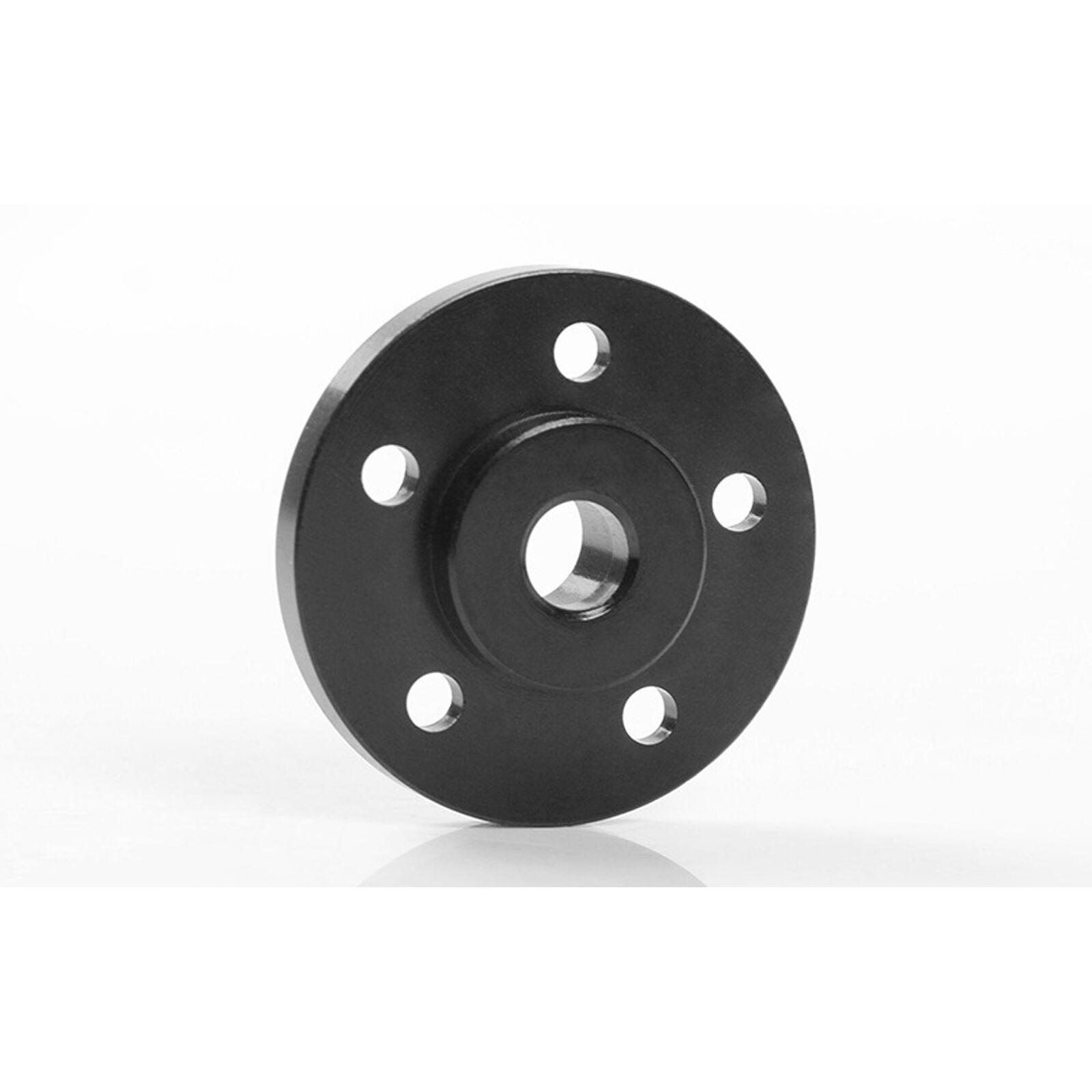 "Narrow SS Wheel Pin Mount, 5-Lug for 1.55"" Landies Wheels"