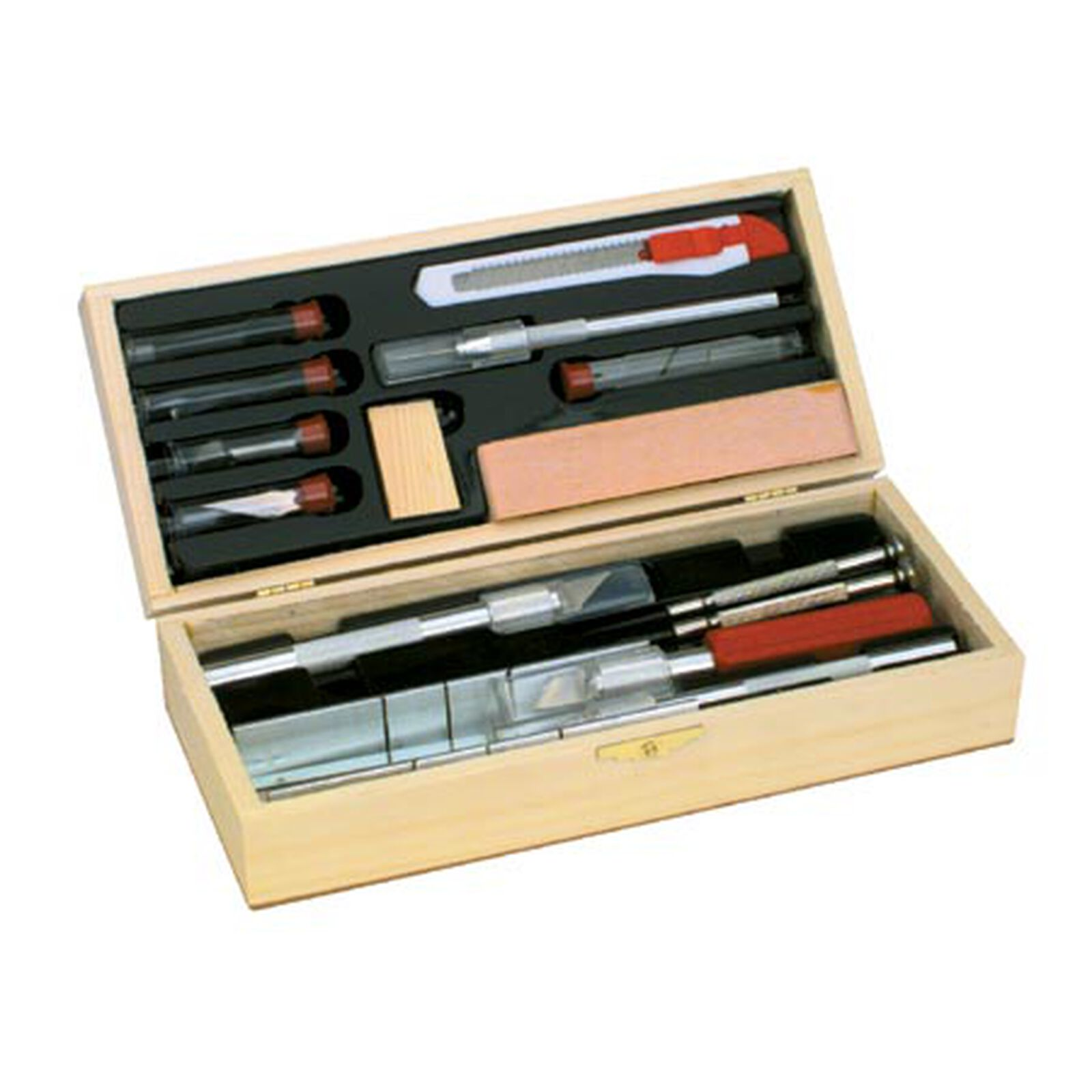 Deluxe Knife Set,Boxed
