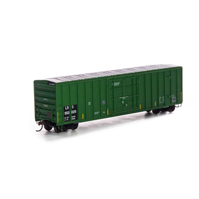 HO RTR 50' FMC Superior Plug Door Box LRS #902029