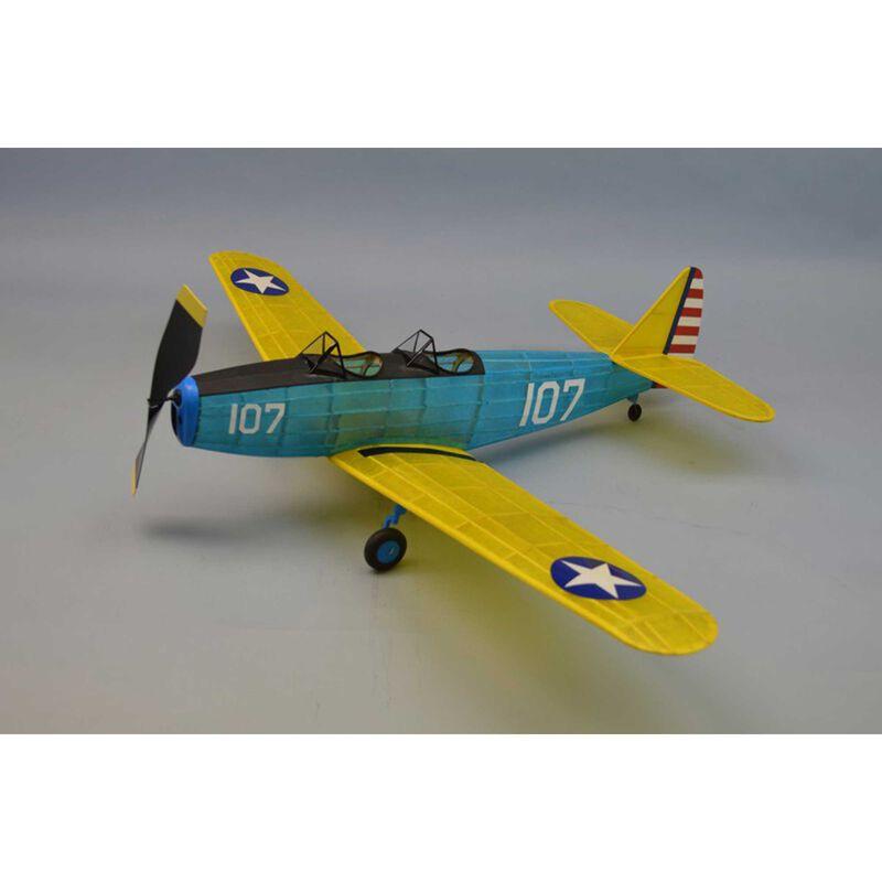 """Fairchild PT-19 Rubber Powered Kit, 30"""""""