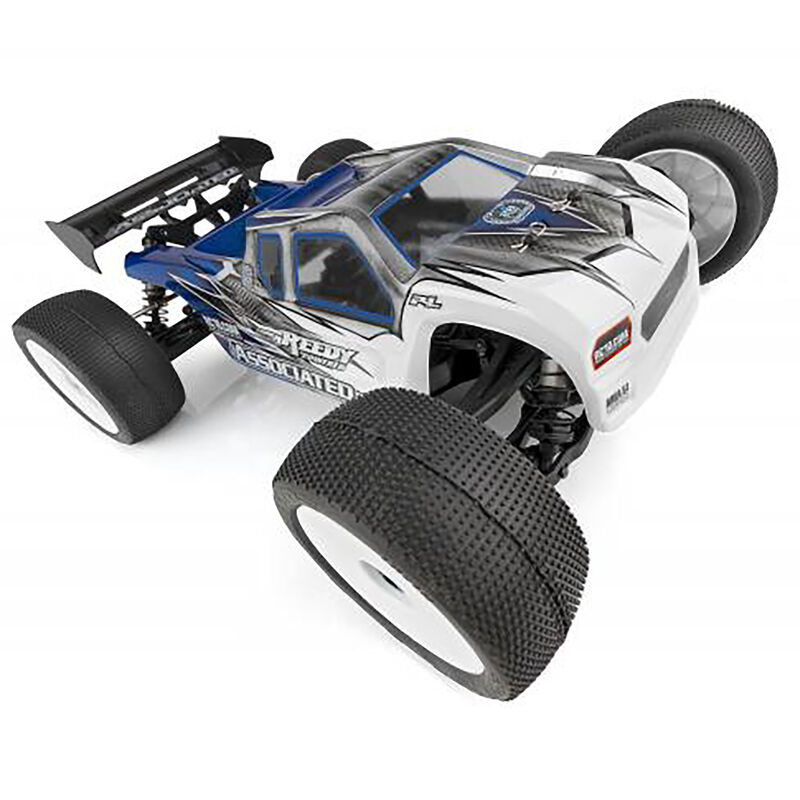 1/8 RC8T3.1e 4WD Electric Truggy Team Kit